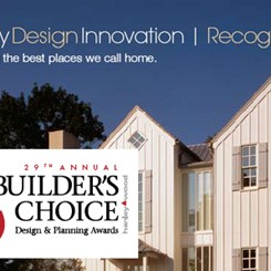 2009 Builder's Choice Awards