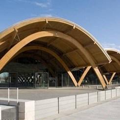 2009 RIBA Ödülleri'nin Galipleri Allies & Morrison ve Niall McLaughlin Architects