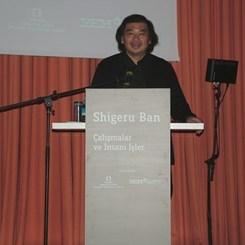 Shigeru Ban Yapı-Endüstri Merkezi'nin Konuğu Oldu