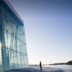 2009 Mies van der Rohe Ödülü, Oslo Operası ile Snøhetta'nın Oldu