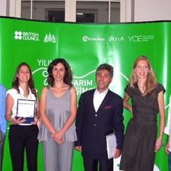 Türkiye'yi İngiltere'de Temsil Edecek Genç Tasarım Girişimcisi  Belirlendi