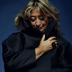 Zaha Hadid'e Japon Sanat Birliği'nden