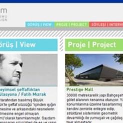 Yeni bir Mimarlık Platformu: Architectureplatform