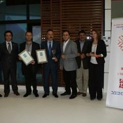16. Yapı Fuarı Turkeybuild İzmir'in Amacına En Uygun Düzenlenmiş Standı Asel Mimari Sistemler'in