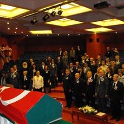 Maruf Önal, YTÜ'de Düzenlenen Tören İle Anıldı
