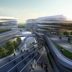 UNStudio Singapur'un İnovasyon Üssünü Tasarlayacak
