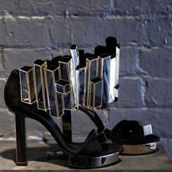 Pierre Hardy'den Ayakkabı Severlere New York'tan Armağan