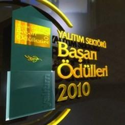 Yalıtım Sektörü Başarı Ödülleri 2010 Adaylık Süreci Başladı