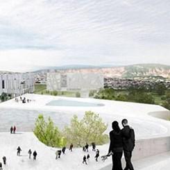Guadalajara Çevre Bilimi Müzesi'ni Snøhetta Tasarlayacak