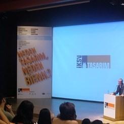 Avcıoğlu'ndan Eczacıbaşı'na Çağrı: '2014'te de Mimarlık Bienali Bekliyoruz!'