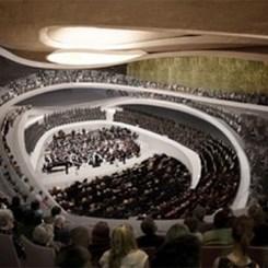 Varşova Senfoni Orkestrası Atelier Thomas Pucher'e Emanet