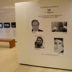 Yedi Tepenin Yedi Mimarı Sergisi Brüksel'de Açıldı