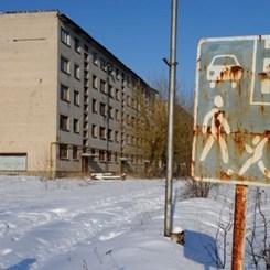 Letonya'nın Satılığa Çıkarılan 'Hayalet Kent'i