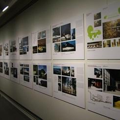 Madridli Mimarların 100 İşi 'Madrid %100 Mimarlık' Sergisinde