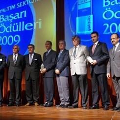 Yalıtım Sektörü 2009 Başarı Ödülleri Sahiplerini Buldu