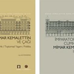 Mimar Kemalettin Kitaplarına 2010 Yunus Nadi Ödülü