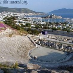 Sanal Mimarlık Müzesi'nde 'Anadolu'nun Antik Tiyatroları' Sergisi