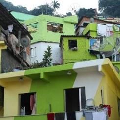Favela Painting/ Brezilya'nın Gecekondu Mahallelerinde Sanat