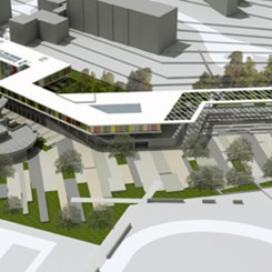ODTÜ Öğrenci Merkezi Binası ve ODTÜ Meydanı Yarışması Sonuçlandı