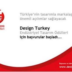 Design Turkey Endüstriyel Tasarım Ödülleri 2010