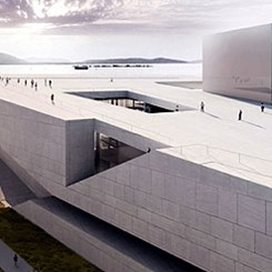İzmir Büyükşehir Belediyesi Opera Binası Mimari Proje Yarışması Sonuçlandı