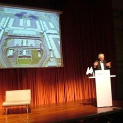 """""""Yüksek Mimarlık Alanının En Lüks Terzisi"""" Werner Sobek YEM'deydi"""