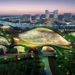 Çin'in Geleceği 'Tianjin Eco-City' Neler Vaadediyor?