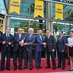 17 Yılın En Büyüğü: 17. Yapı Fuarı-Turkeybuild İzmir Kapılarını Açtı