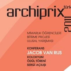 Archiprix - Türkiye 2011'in Kazananları Açıklandı