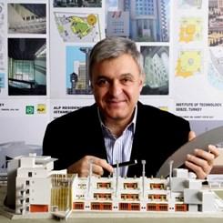 Ahmet Vefik Alp RIBA Üyeliğine Seçildi