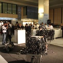 Contemporary İstanbul'un 'Sesli' Açılışından Kareler...