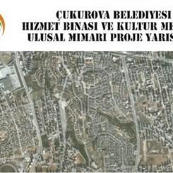 Adana Çukurova İlçe Belediyesi Hizmet Binası ve Kültür Merkezi Ulusal Mimari Proje Yarışması Sonuçlandı