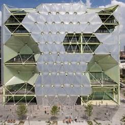 WAF Yılın Binası Ödülü, Festival Kentindeki Media - ICT'nin Oldu