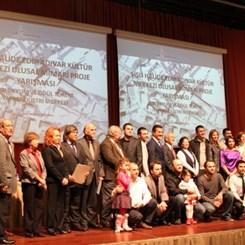 Halide Edip Adıvar Kültür Merkezi Yarışması Kolokyumu ve Ödül Töreni Gerçekleştirildi