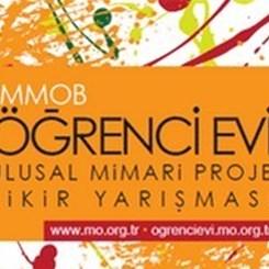 TMMOB Öğrenci Evi Ulusal Mimari Proje Fikir Yarışması İptal Edildi