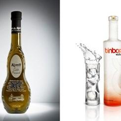 Tasarımüssü İmzalı Komili ve Binboa Şişeleri World Star'dan Ödülle Döndü