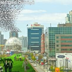 Erdem Mimarlar Vancouver'i Tasarlayacak