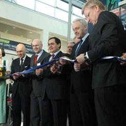 BAU 2011'de Rekor Kalabalık; 238 Bin Ticari Ziyaretçi
