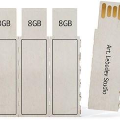 USB Belleklerin Geleceği, Kullan-At Prototiplerde Gizli
