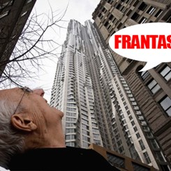 Gehry'nin Yeni Manhattan Çıkarması: Şah mı, Şahbaz mı?