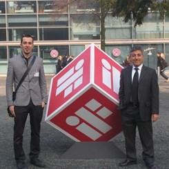 Kalebodur'un Cube&Dot Serisi'ne iF Ürün Tasarımı Ödülü