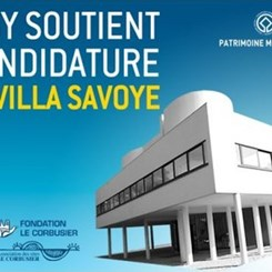 UNESCO, Villa Savoye'yı Dünya Miraslığına Kabul Edecek mi?
