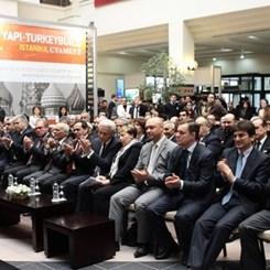 Yapı Fuarı-Turkeybuild İstanbul, Yenilikleriyle Başladı