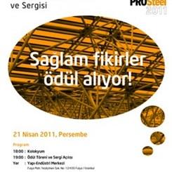 PROSteel 2011 Sonuçları Belli Oldu
