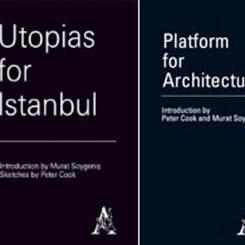 Peter Cook Eskizlerinin Eşlik Ettiği 'İstanbul Ütopyaları' Raflarda