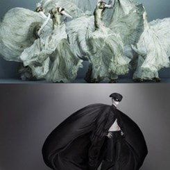 The Met'te Sergilenen McQueen Sanatı: Yüzyılın En Görkemli Moda Geçidi