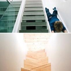 Merdiven Aşağı. Merdiven Yukarı
