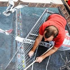 İstanbul, 3D Sokak Ressamlarının İstilasına Uğradı!