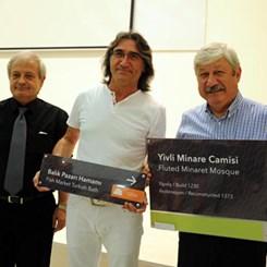 Antalya Kaleiçi Yönlendirme Tabelaları Ulusal Tasarım Yarışması'nın Sonuçları Açıklandı
