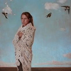 Nuri İyem Resim Ödülü Sinem Kaya'nın